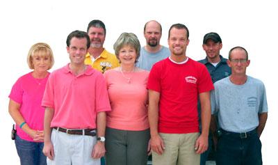 Chandler's Collision Center - Staff